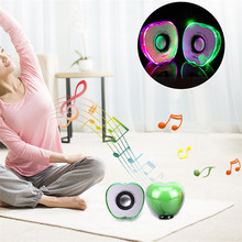 Mini Computer Audio Notebook Speakers Portable 2.0 MP3 Speaker Small Speakers