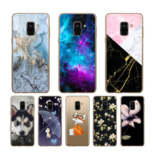 "Buy CROWNPRO Soft TPU 5.6"" FOR Capa Samsung A8 2018 Case Cover Back Protective 6.0"" FOR Fundas Samsung Galaxy A8 Plus 2018 Case for $1.12 in AliExpress store"