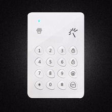 Xinsilu  Chuango Wireless RFID KEYPAD KP-700 for RFID cards For Chuango Alarm Panel G5/B11