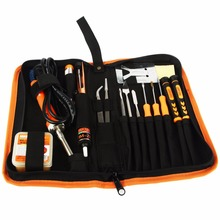 Buy JAKEMY 23 1 Electric Soldering Iron Repair Tool Set Screwdriver Tweezer Solder Assist Hand Tools Repairing Mobile Phone for $27.99 in AliExpress store