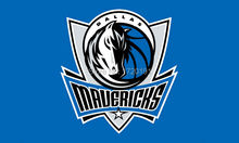 Free Shipping NBA banner Basketball flag 3 * 5ft Dallas mavericks team flags and banners