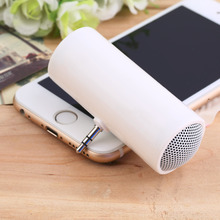 3.5mm Sound Som Stereo Aux Boombox Mini Wireless Portable Speaker MP3 Player Amplifiers Loudspeakers For Phone Computer Hoparlor