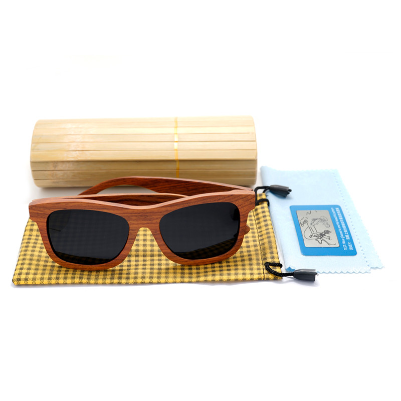 BOBO BIRD Vogue Red Wood Mens Sunglasses Luxury Brand Designer Polarized Sun Glasses Beach Gafas De Sol 2017 with Wooden Box<br><br>Aliexpress