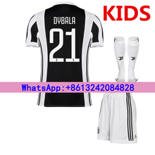 2017 AAA Thai best Quality Juventuses Adult Long Sleev soccer Jersey 17 18 man Home Away 3RD free shipping