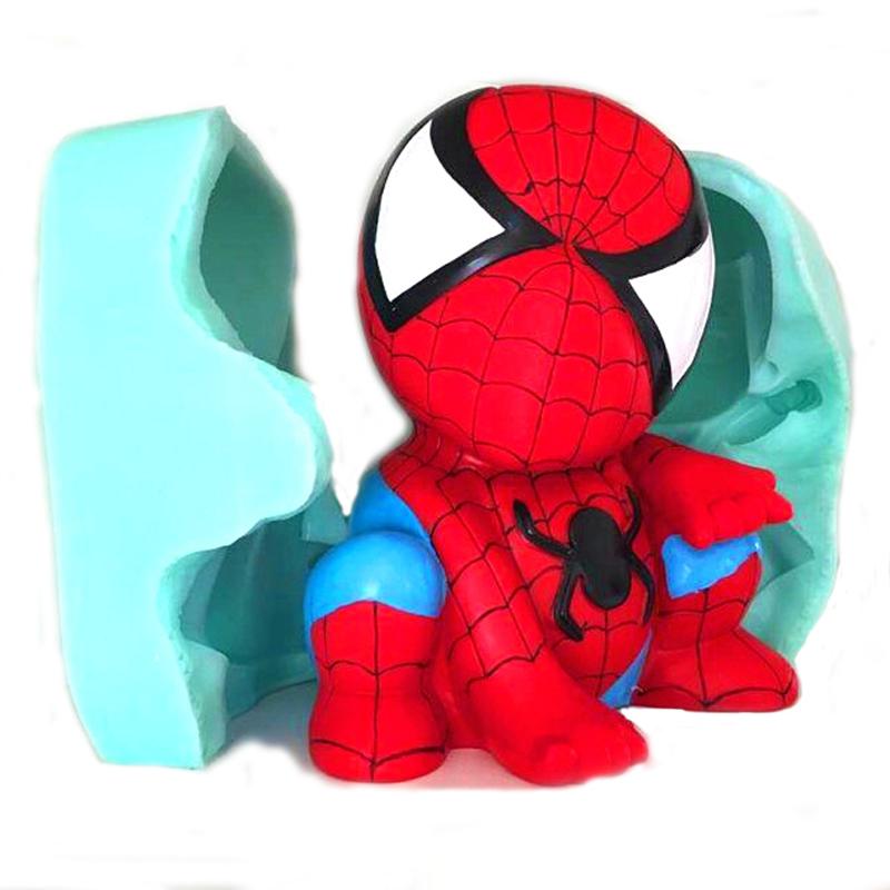 Spiderman mold