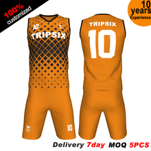 customize design a orange clearance college basketball uniform online(China)