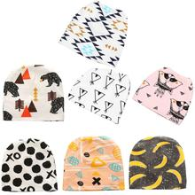 Spring Summer Cotton New Toddler Kids Girls Boys Baby Infant Autumn Winter Warm Crochet Knit Baby Hat Beanie Cap lowest  price