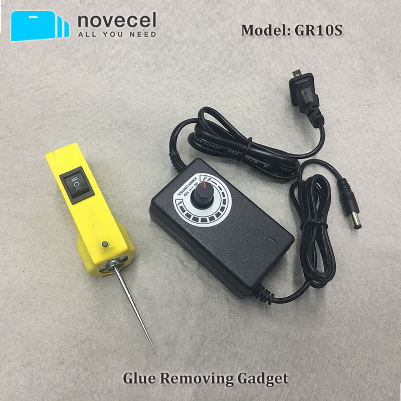 Novecel GR10S Glue removing gadget With Adjustable speed control No need to change Needle For iPhone / For Samsung OCA Removing