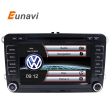 Eunavi DK7088 Universal 1 din Car dvd gps navigation for Universal  car radio car multimedia stereo audio SD USB BT