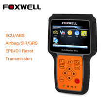 OBD2 Diagnostic Tool FOXWELL NT614 OBD2 USB Diagnostic tools for car Toolbox Car Scanner ABS Airbag and Transmission EPB Reset(Hong Kong)