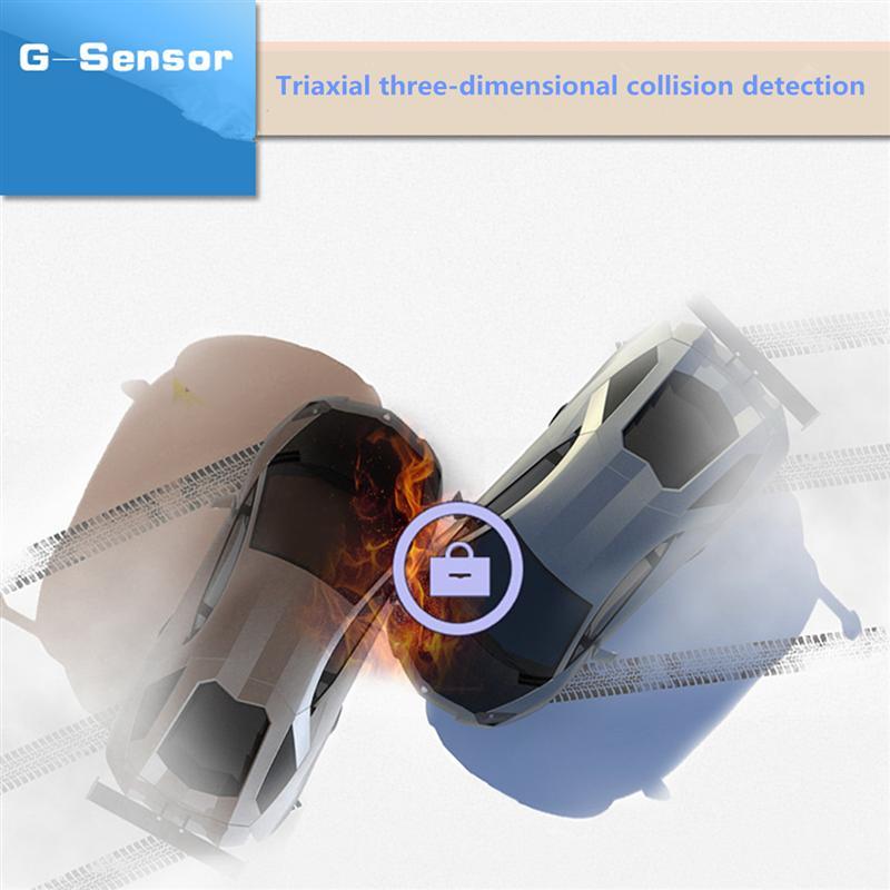 2.4 Inch 720P HD TFT Car DVR Vehicle Camera Lens Video Recorder Dash Cam G-sensor Night Vision Parking Video Recorder 7