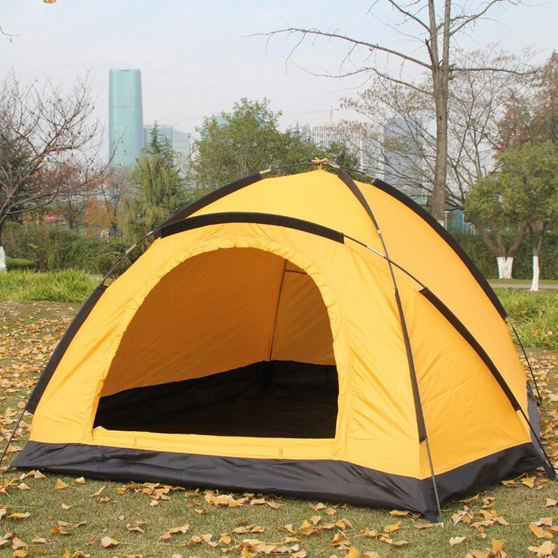 Beach tent outdoor recreation camping tents ultralight 2-3 person fishing tourist tent Camping equipment 1.8KG travel tents<br><br>Aliexpress