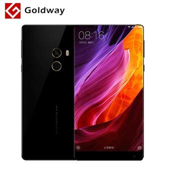 "Original Xiaomi Mi MIX Pro Mobile Phone Snapdragon 821 6GB RAM 256GB ROM 6.4"" 2040x1080P FHD Edgeless Display Full Ceramics Body"