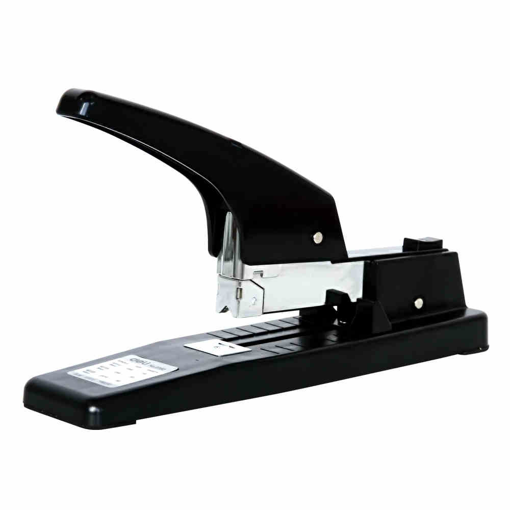 Deli 0392 heavy-duty stapler thickness 50pcs paper binding machine grapeador agrafeuse grapadora nietmachine chancery papelaria <br>