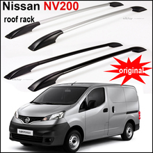 for Nissan NV200 luggage bars decorative roof rails rack Carrier,High quality aluminum alloy,original model.Asia free shipping.