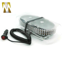 Car Roof Flashing Strobe Emergency Light New DC 12V 240 LED Warning lights Car dome light free shipping