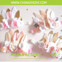 new product distributor wanted Headband Hair Band Hair Bow With Elastic Band Girls bohemian seed beads(China)