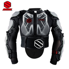 SUNNY Professional Moto Riding Body Protector vest Motorcross Racing Body Armor Spine Chest Protective Jacket Gear Guards