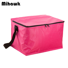 20L Solid Thermal Insulated Cooler Bag Extra Large Picnic Lunch Bag Box Trips BBQ Ice Pack Accessories Supplies Products(China)