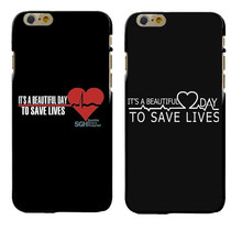 Cute Greys Anatomy Quotes Pattern Mobile Phone Cases For Fundas iPhone 6 6S Plus 7 7 Plus SE 5S SE Original Soft Rubber Cover(China)