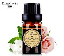 Dimollaure Rose sandalwood oil DIY Aromatherapy Humidifier Fragrance lamp Essential Oil Purifying air Spa Bath Lavender Oil