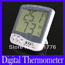 indoor thermometer humidity sensor temperature monitor max min thermo hygro meter TA218D