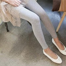 Warm Leggings Winter Casual Clothes Slim Pencil Pants Elastic Thicken Leggings For Women