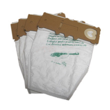 Microfiber 5 layers cleaner dust bag suitable for Vorwerk VK 130 131 6pcs alot free shipping only today  super discount