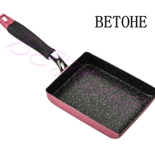 BETOHE Fried Eggs pot egg roll non stick frying pan non stick pan