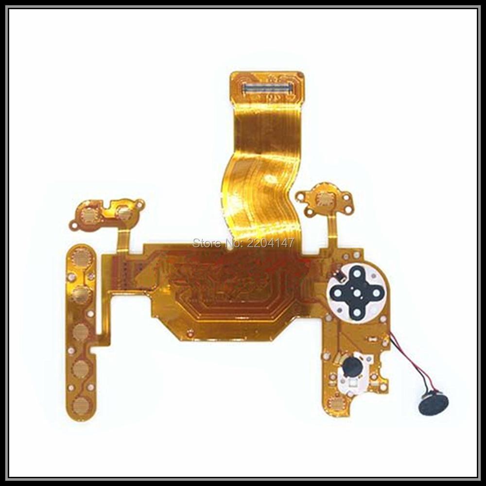 For Nikon D7200 Back Rear Cover Button Flex Cable FPC Repair Part For SLR Camera Part ;Camera Repair parts<br><br>Aliexpress