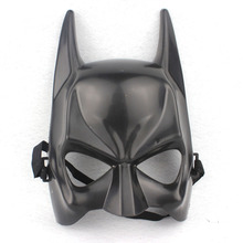 Halloween Party Cosplay New Batman V Superman Batman Mask Child Boys Kids Fancy Dress Costume funny movie face mask for cos(China)