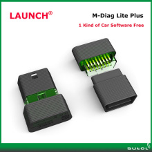 Original Launch M-Diag Lite Plus for iOS Android System With One Car Software Free Launch M Diag