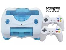 Portable Classics video game consoles 75 games play card+one card Dual gamepad Game console(China)