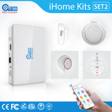 IHOME KITS 2 Wireless IOS/Android APP Control Home Smart Home Automation Door/Window Contact Security Protection Alarm System(China)