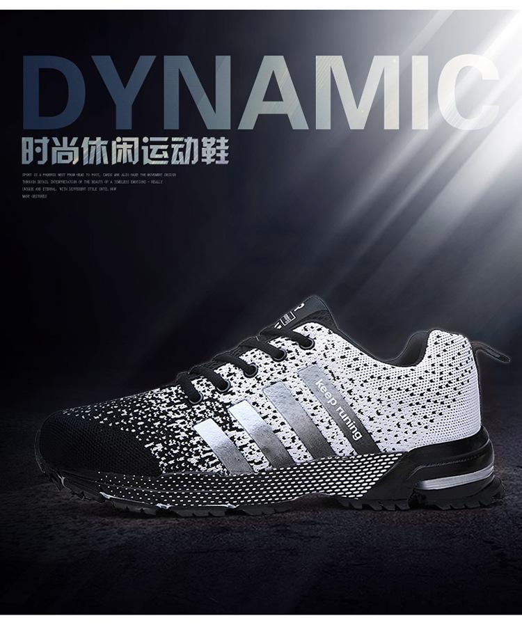 JYRhenium Sneakers Shoes Men Running Shoes 17 Lovers Outdoor Men Sneakers Sports Breathable Trainers Jogging Walking Shoes 27