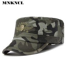 Men Baseball Caps Chapeau Homme Snapback Caps Adult Camo Adjustable Army Cap Peaked Cap Flat Top Hats(China)