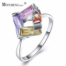 Wedding Ring, Women's Boutique Fashion Jewelry 100 Ring, Noble Romantic Love Ring Ball Jewelry Gift(China)