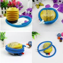 balloon air pump balloons Plastic foot inflator Air Pump Event Party Supplies Balloon Inflator Pump birthday Decoration Tools(China)