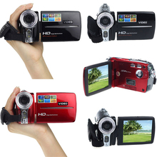 3 Inch TFT LCD Digital Camera 720P HD 20MP Video Camcorder With AAA*4 Alkaine Batteries/Lithium Battery 16x Zoom DV Camera