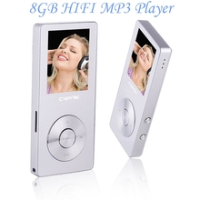 HiFi MP3 Player Speaker Metal 8GB Lossless Sound Music Supports 128GB Memory Card FM Radio - YJYP Digital Store store