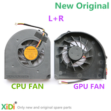 NEW Original FAN FOR LENOVO THINKPAD W700 W701 CPU FAN VGA COOLING FAN L+R
