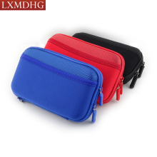 Mini Digital Gadget Pouch Travel Storage Bag for USB Flash Drive, Health USB Key, SD Memory Card Case, Phone, Bank Card