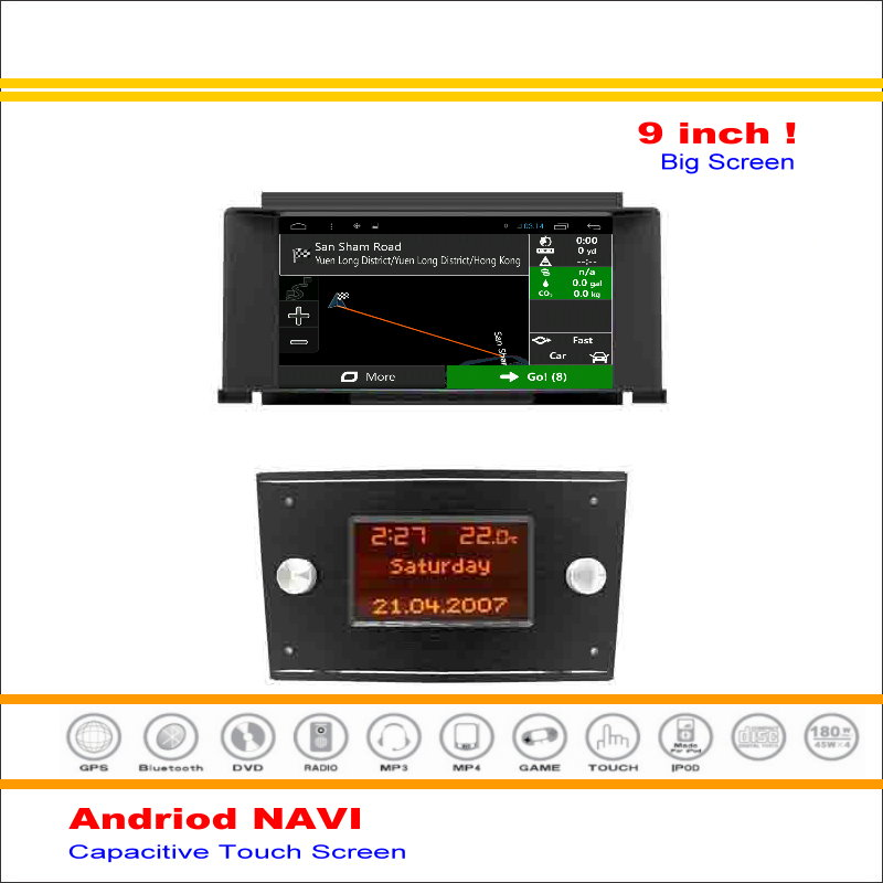 Car Android GPS Navi For Chevrolet / Holden / Saturn Vauxhall / Opel Astra H 2004~2014 - Radio Stereo Audio Video No DVD Player(China)