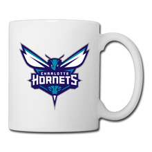 Charlotte Basketball Logo coffee mug novelty children tazas ceramic tumbler caneca tea Cups