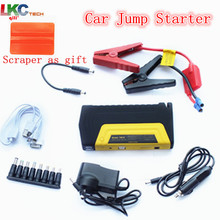 Best Quality 12V Portable Mini Jump Starter Car Jumper Booster Power Mobile Phone Laptop Power Bank Battery Charger