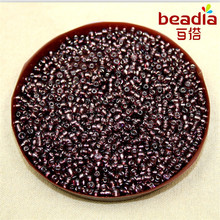 New Arrival! 80g/lot 3mm Czech Glass Seed Beads Crystal Loose Spacer Beads with Silver Lining for Jewelry Making Supplies