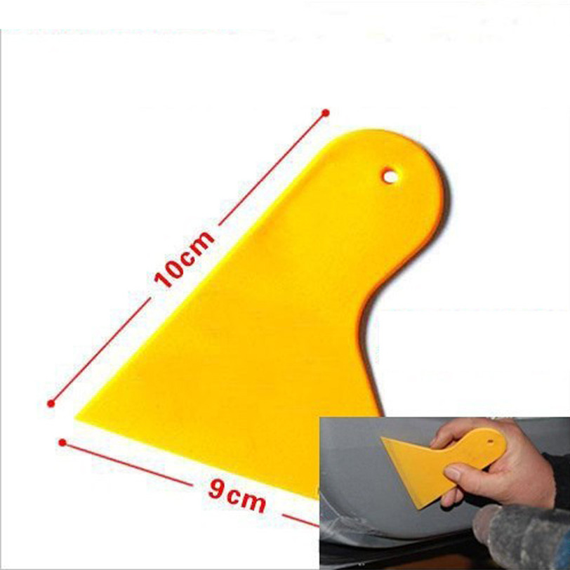 2017 12pc Vehicle Wrap Scraper Film Installing Conquerer Squeegee Window Tint Tool For Car accessories(China)