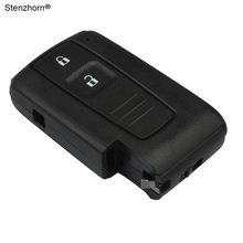 For Toyota Prius Fob 2 Buttons Smart Remote Key Keyless Entry Case Shell for Toyota Prius Fob