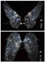 hotfix Iron Applique round glass crystal rhinestones sweater clothing T-shirt  neckline prethoracic decoration clear fb6bb331b4db