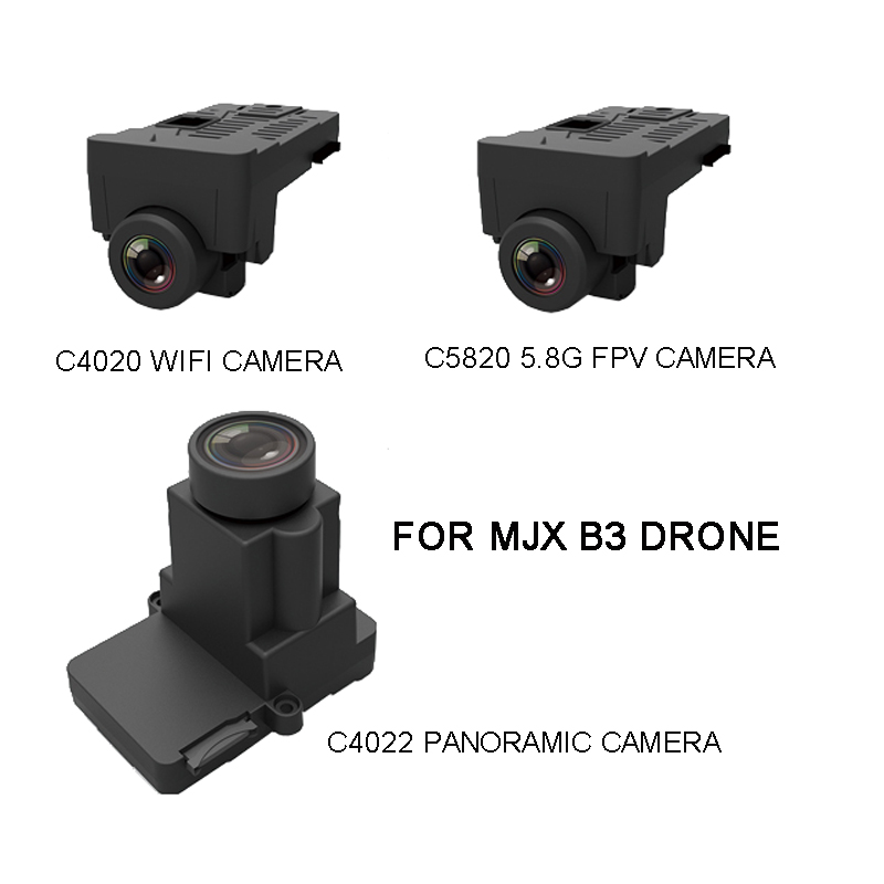 MJX C4020 WiFi Camera C4022 360 degree WiFi Panoramic camera C5820 5.8G FPV camera for Bugs 3 B3 drone<br>